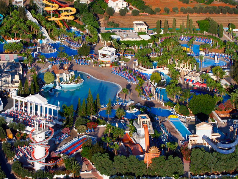 Ayia Napa WaterWorld Waterpark