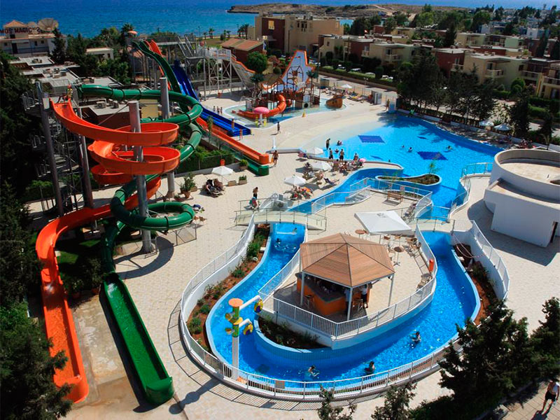 Electra Holiday Village Water Park Agia Napa Cyprus