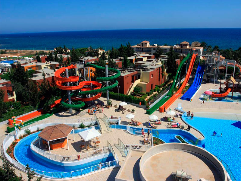 Electra Holiday Village Water Park Ayia Napa Cyprus