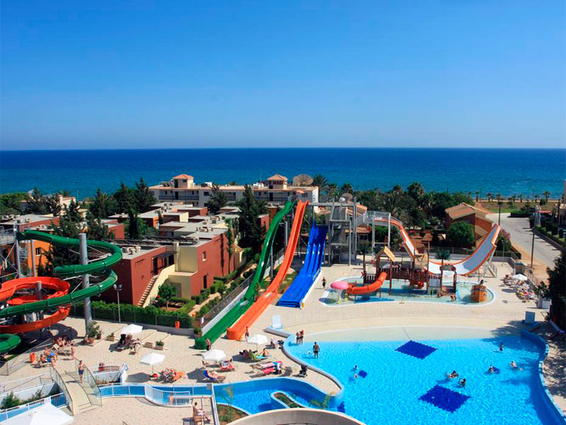 Electra Holiday Village Water Park Ayia Napa