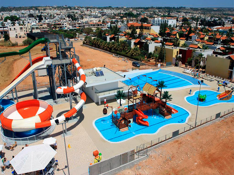 Panthea Holiday Village Waterpark Ayia Napa