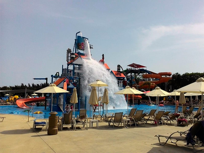 Cyprus Limassol Fasouri Watermania Waterpark