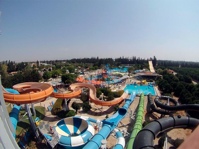 Fasouri Watermania Waterpark Cyprus Limassol