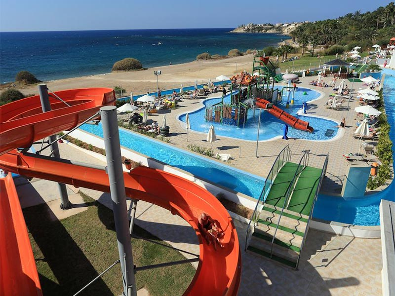 Aqua Sol Holiday Waterpark Cypros