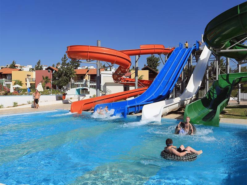 Aqua Sol Holiday Waterpark Paphos Cyprus