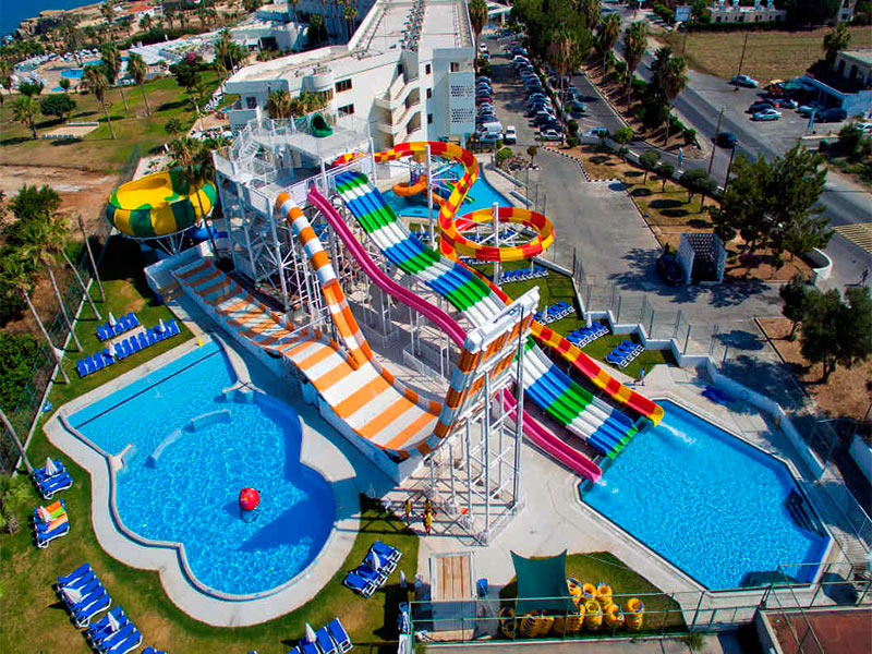 Cyprus Paphos Leonardo Laura Beach And Splash Resort