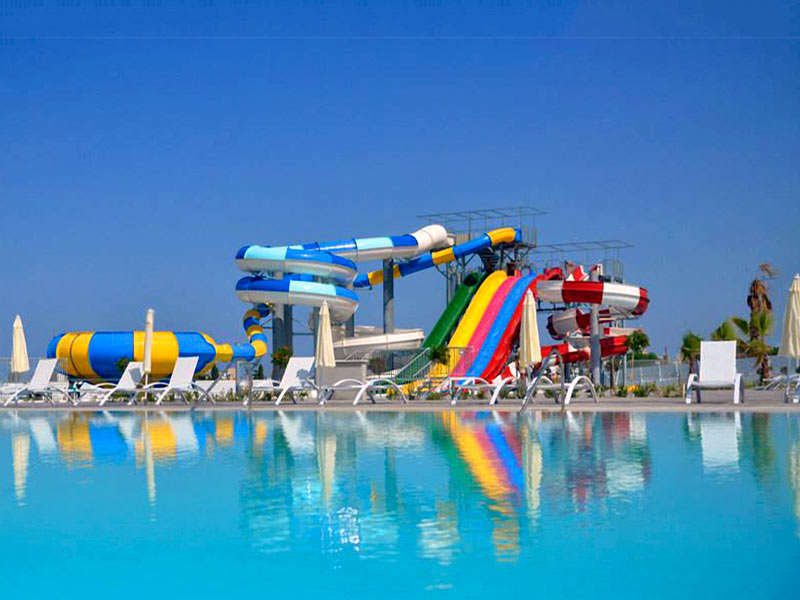 King Evelthon Aqua Splash Waterpark Paphos
