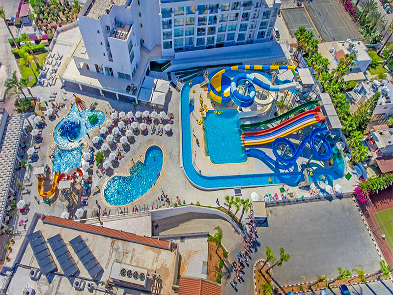 Anastasia Aquamania Beach Hotel Waterpark