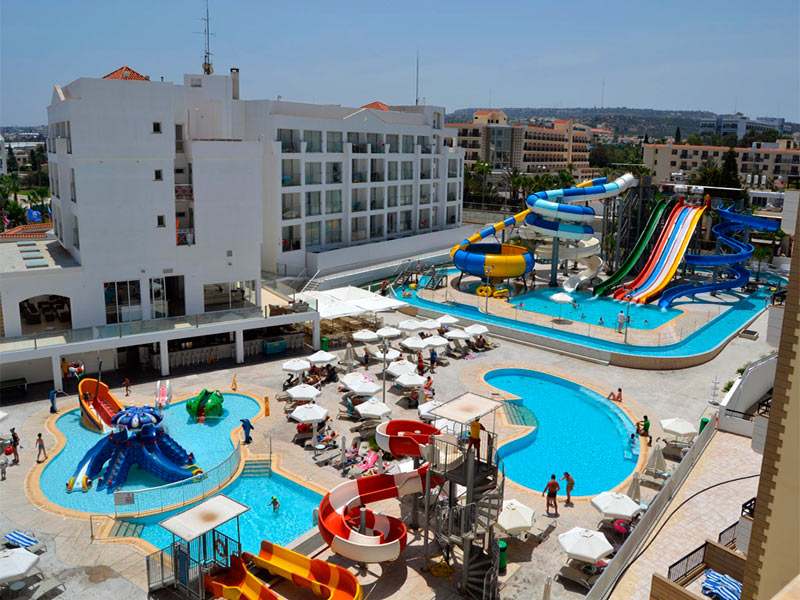 Anastasia Beach Hotel Waterpark