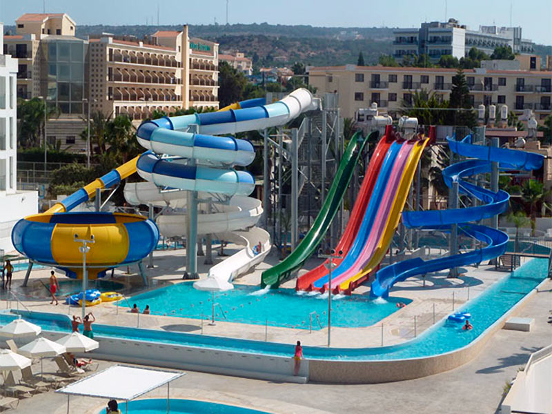 Cyprus Protaras Aquamania Waterpark