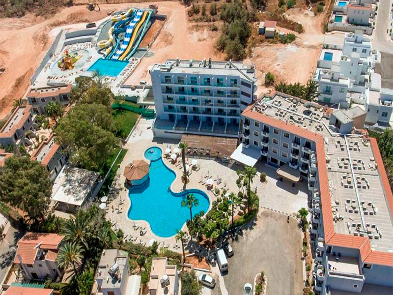 Narcissos Waterpark Resort Protaras Cyprus
