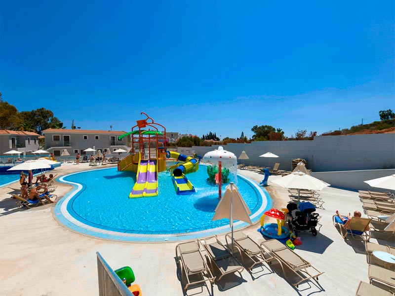Narcissos Waterpark Resort Protaras Kids Section